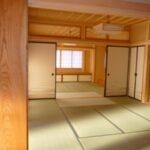 落ち着く畳の部屋